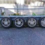 Vendo pneumatici invernali